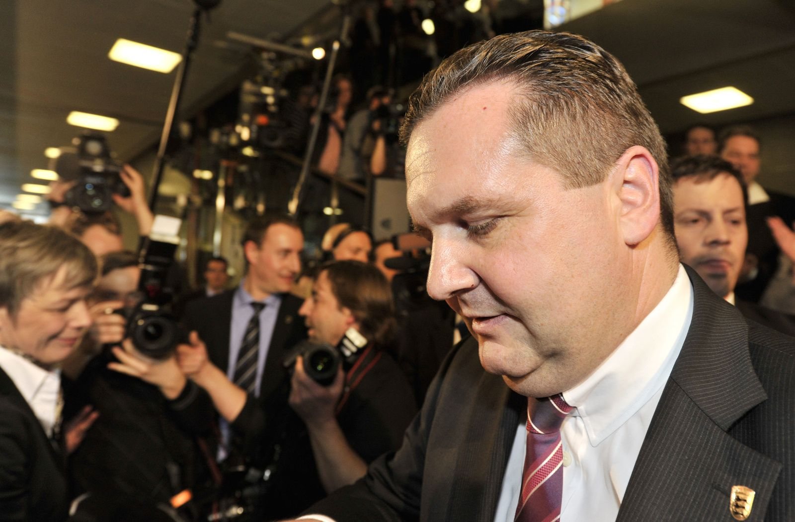 Baden-Württemberg/ Landtagswahl/ CDU/ Stefan Mappus