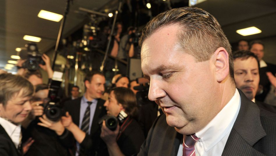 """Baden-Württembergs Ex-Ministerpräsident Mappus (CDU): """"Für Dich mach ich doch alles."""""""