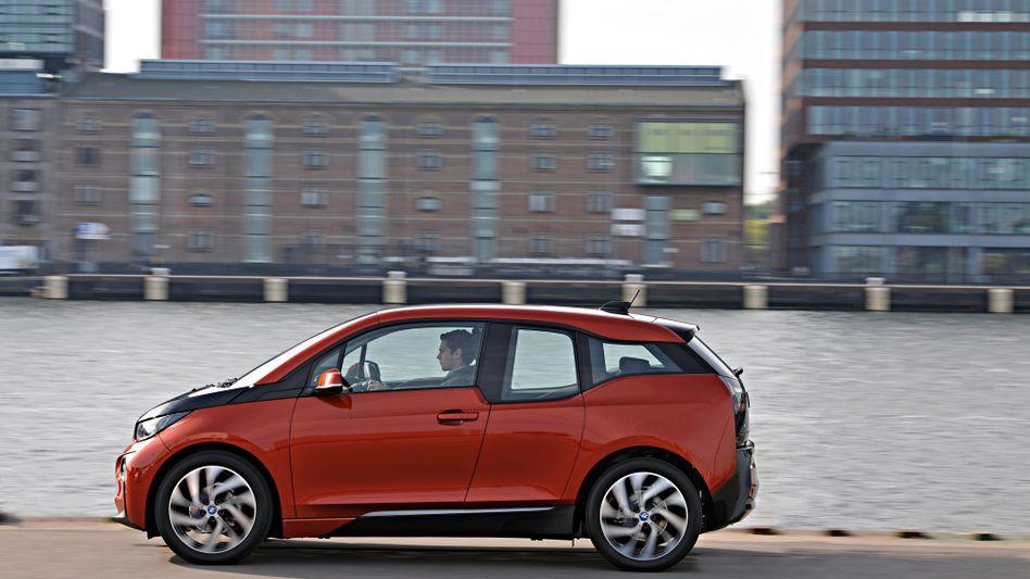 BMW i3: Geringe Stückzahlen, lange Wartezeiten