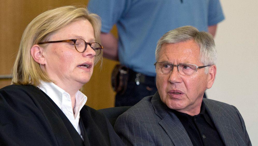 Rätselhafter Mord in Ludwigsfelde: Ex-Bürgermeister Scholl verurteilt