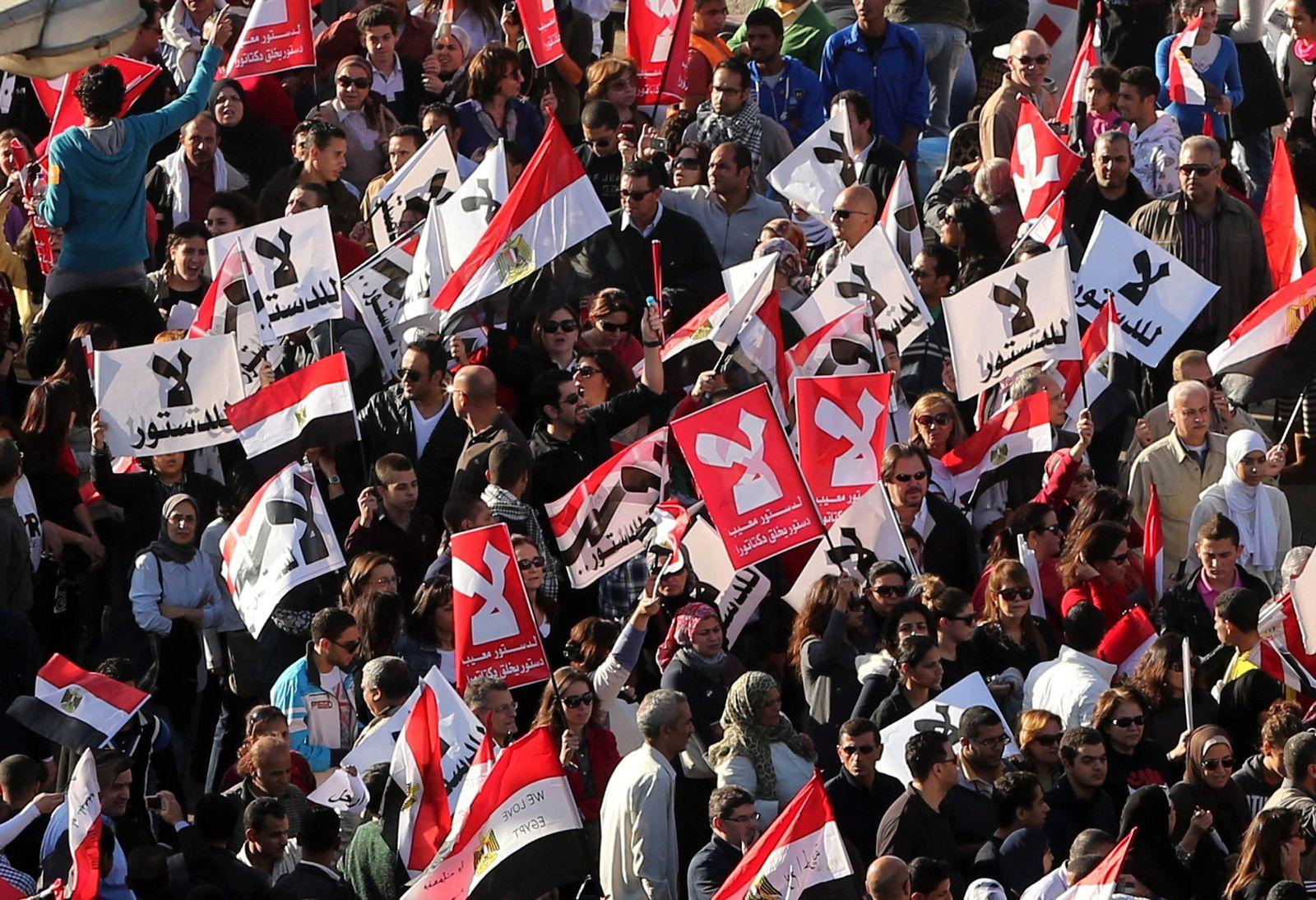 Ägypten / Kairo / Protest