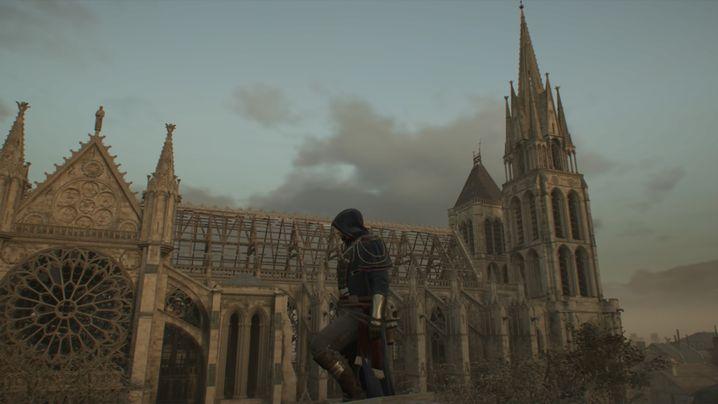 """""""Assassin's Creed: Unity"""": Zerstörte Kathedrale von Saint Denis"""