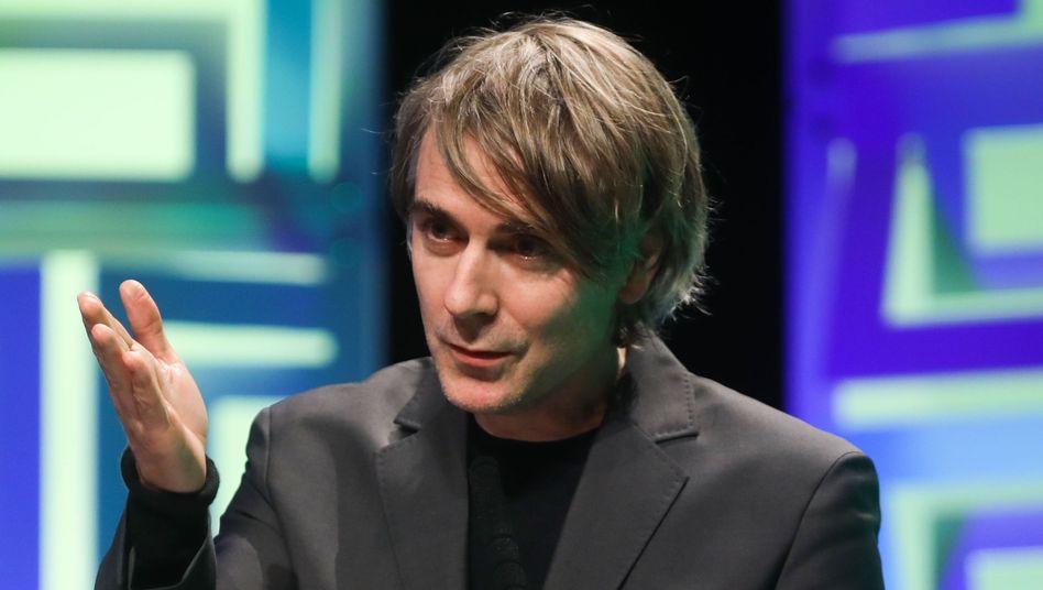 Schauspieler Jens Harzer