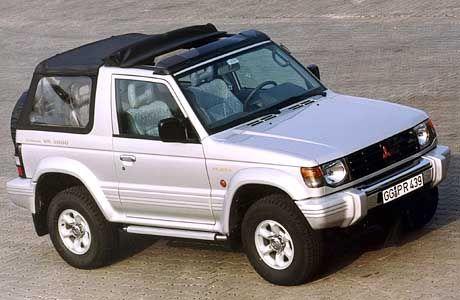 """In Spanien musste Mitsubishi seinen Geländewagen """"Pajero"""" umtaufen"""