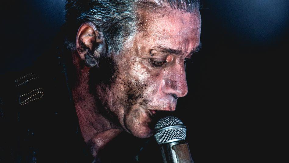 Till Lindemann 2016: Und da fängt der Würdeverlust an