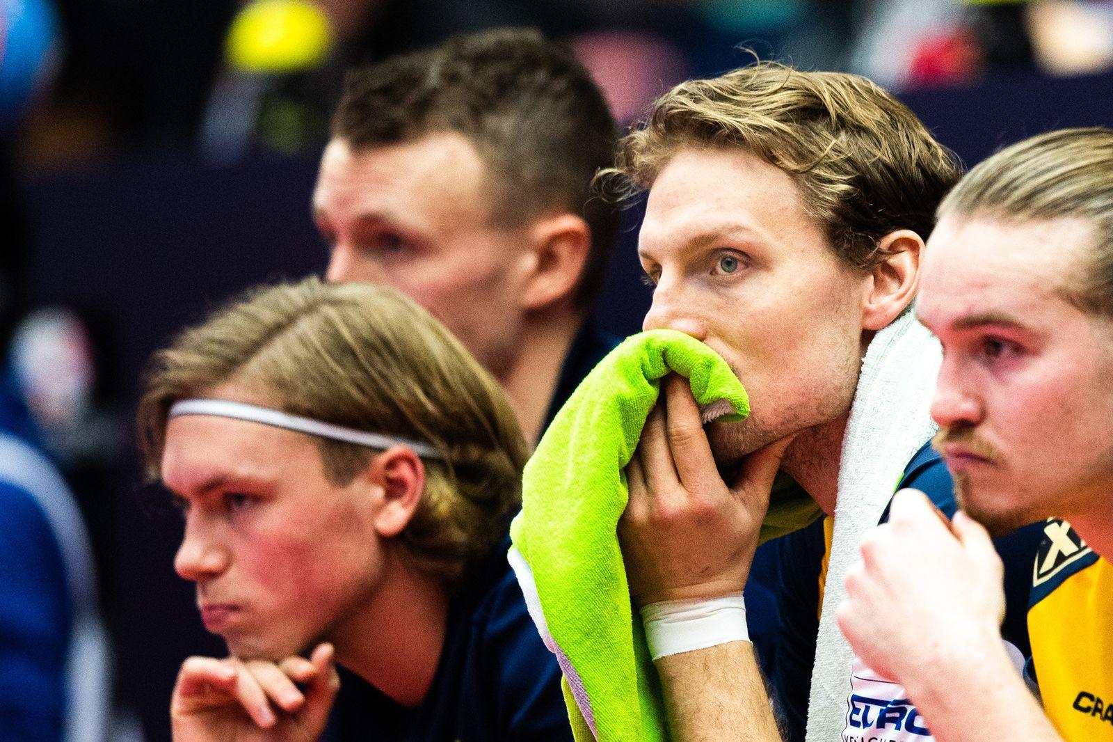 Handball EM: Portugal - Schweden