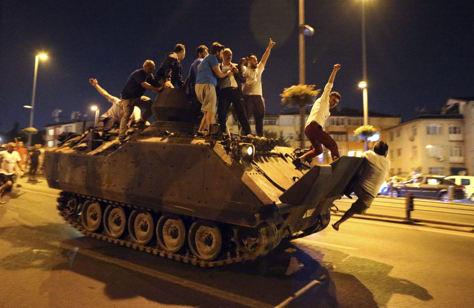 Türkei Putsch Erdogan Armee