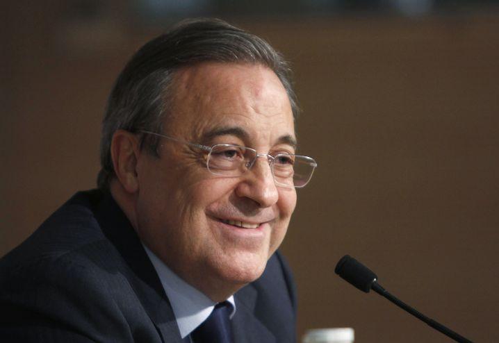 Real-Präsident Pérez