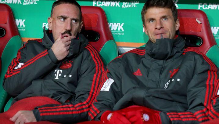 Bayern-Sieg in Augsburg: King Coman