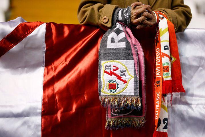 Fan von Rayo Vallecano (Archivbild)