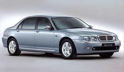 """Der Rover 75: Neues zum """"Gleiter"""" wird im Internet ausgetauscht"""