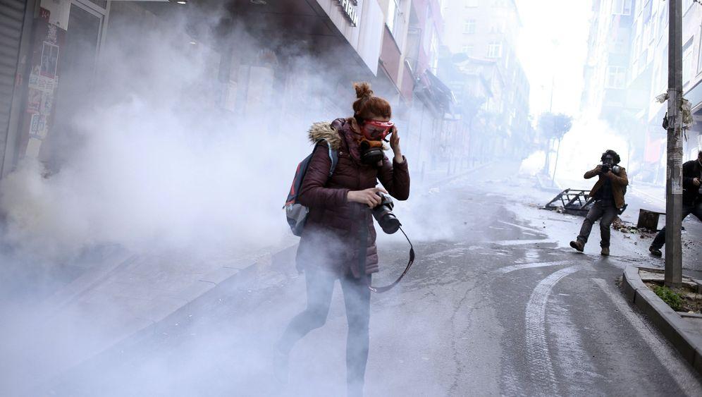 Türkei: Kein friedlicher Tag der Arbeit