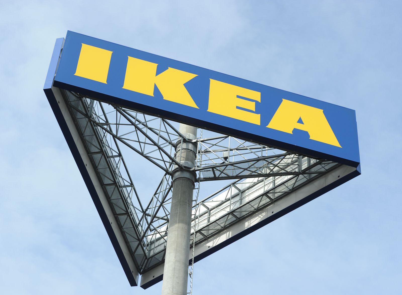 IKEA; Logo; Turm
