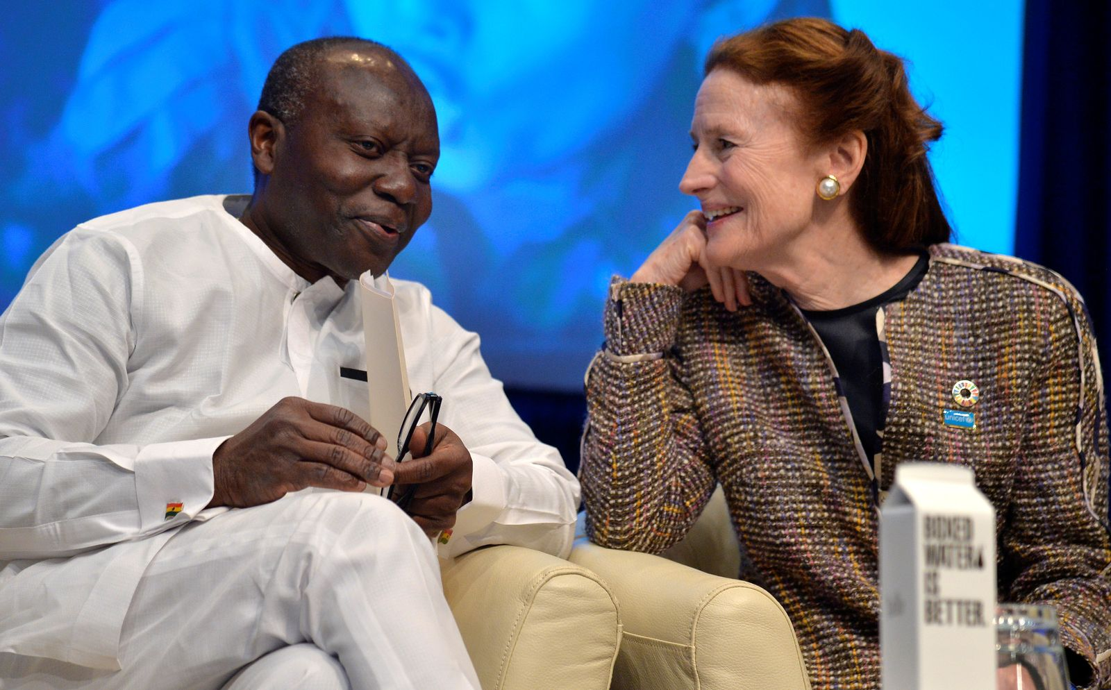 Ghana Finanzminister Kenneth Ofori-Atta
