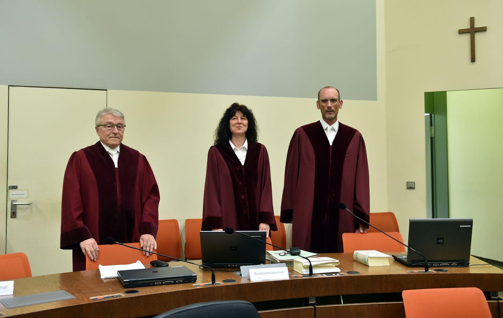 Bundesanwaltschaft NSU-Prozess