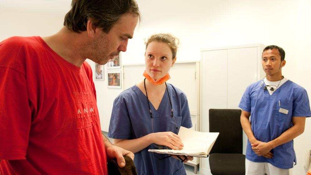 Sozial engagierte Studenten: Wie angehende Mediziner Obdachlosen helfen