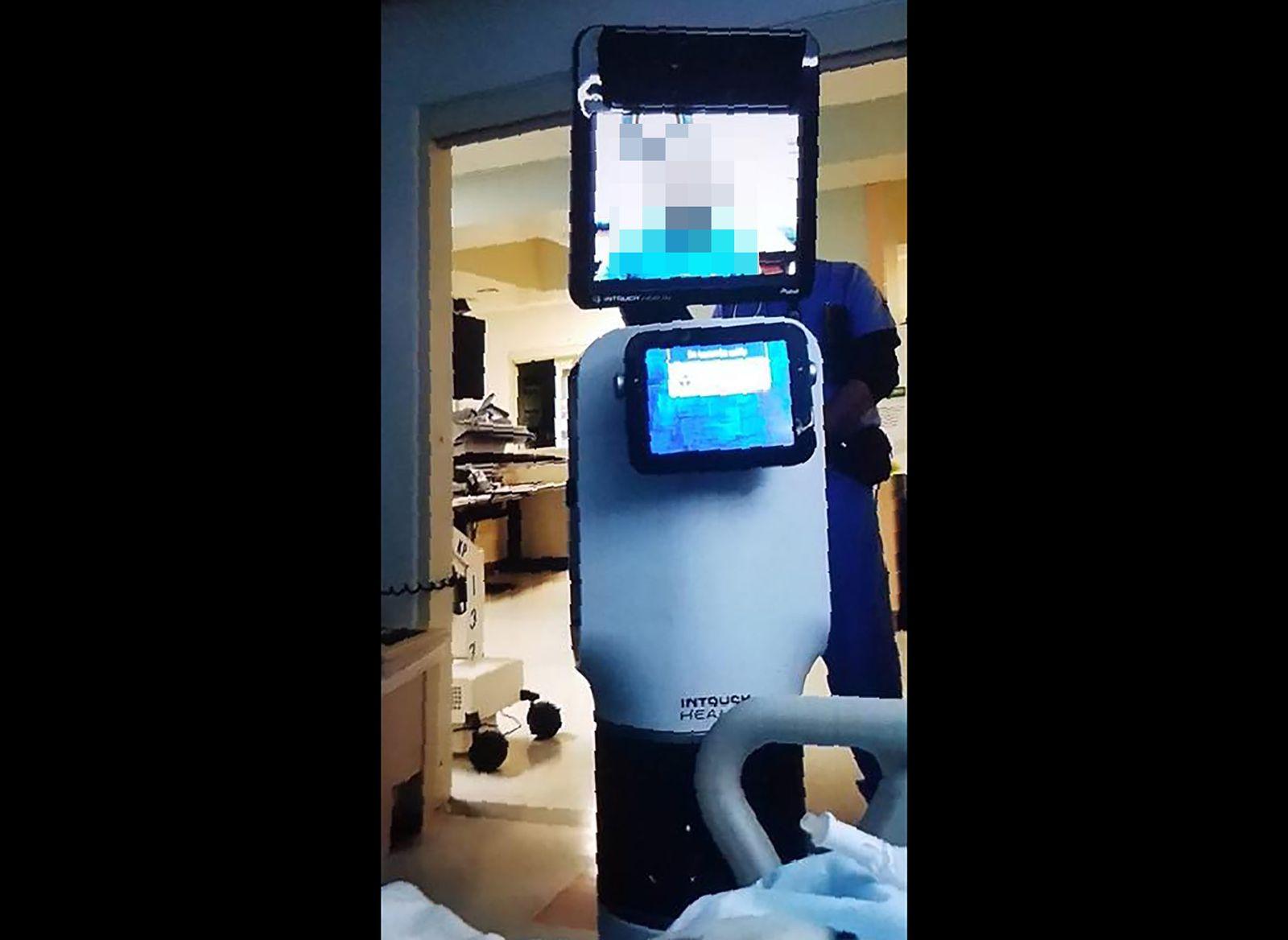 Patient Videoschalte