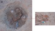 Archäologen entdecken Skelett einer Schwangeren - samt Fötus