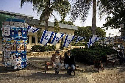 """Die israelische Stadt Sterod: """"Wir leben seit acht Jahren mit den Raketen"""""""