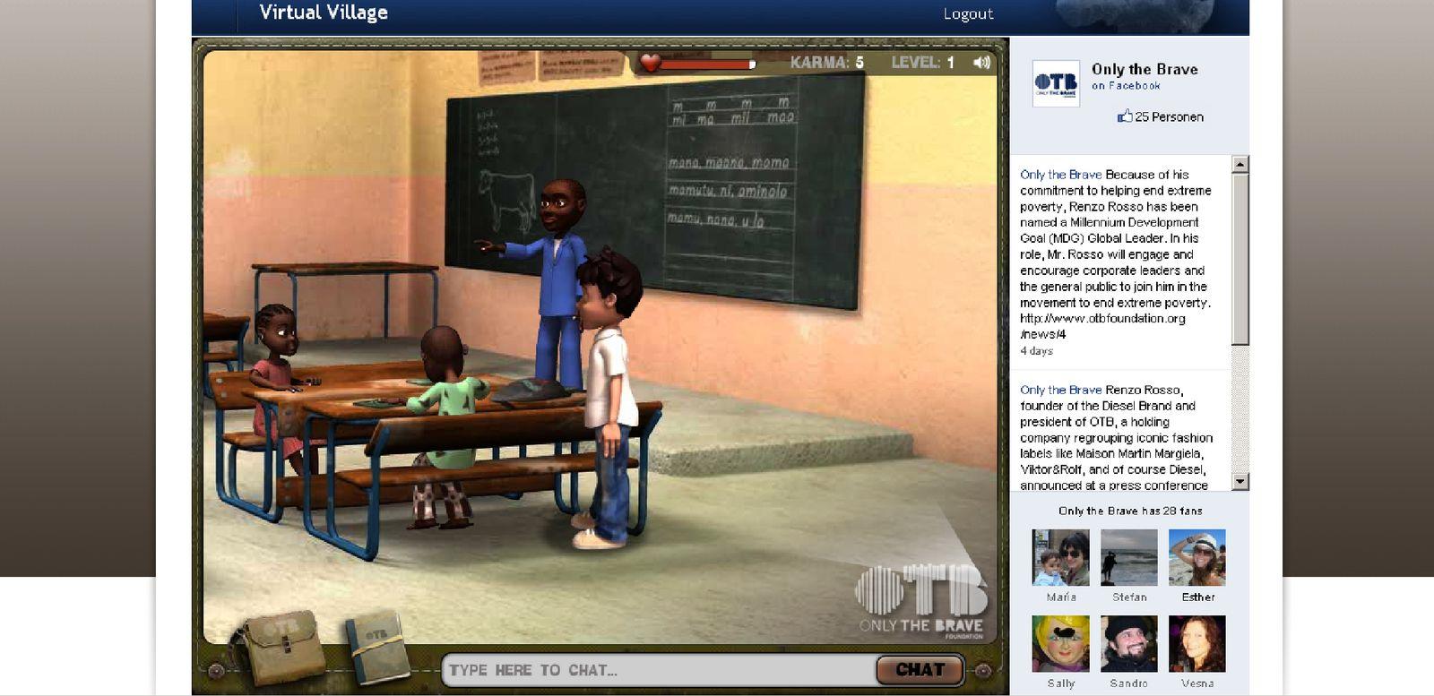 Screenshot/ OTB Foundation