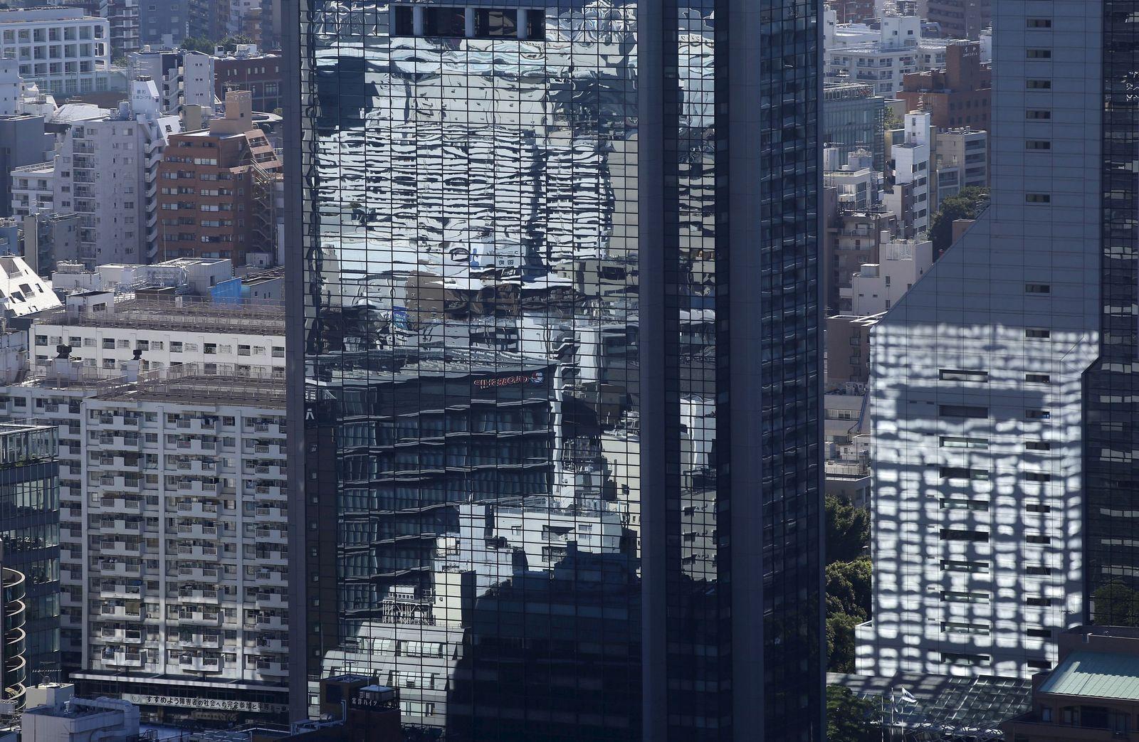 Tokio/ Skyline