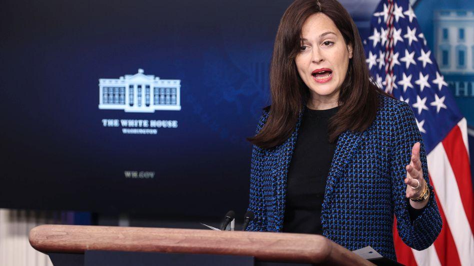 Anne Neuberger vom Nationalen Sicherheitsrat: »Wir sind im Anfangsstadium, das ganze Ausmaß zu verstehen«