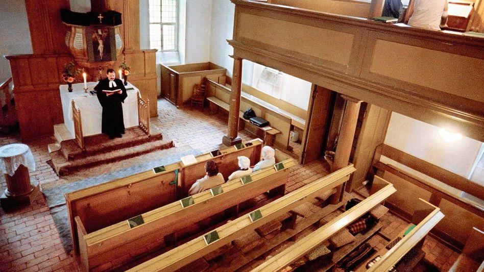 Evangelische Kirche in Brandenburg: Leitkultur der Konfessionslosen