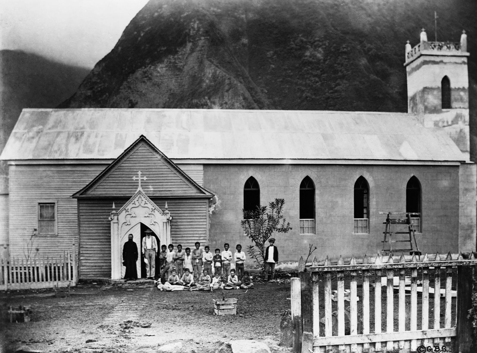 Father Damien's Church