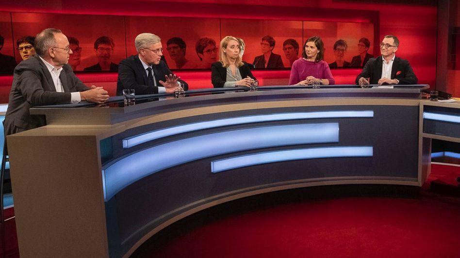 Frank Plasberg mit Gästen: Was taugt sie denn nun, die Koalition?