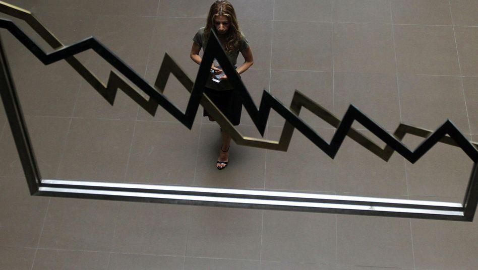 Börse in Athen: Leitindex verliert 3,3 Prozent