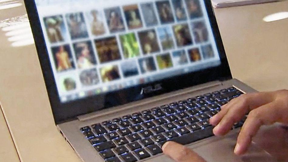 Kinderbilder im Netz: Neues, immer härteres Material