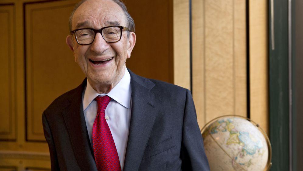 """Alan Greenspan: Das Leben des """"Magiers"""""""