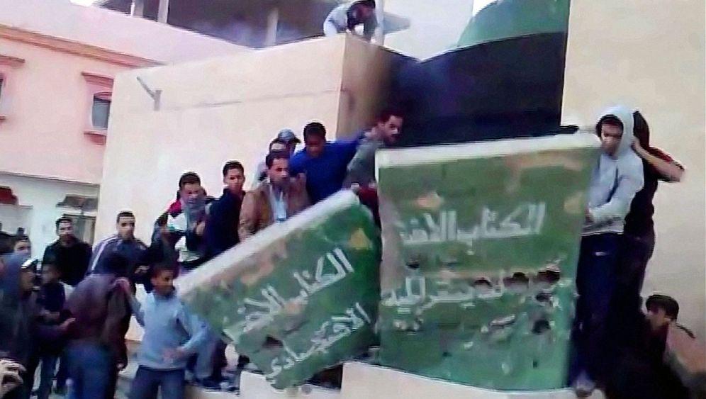 Proteste: Aufruhr in der arabischen Welt