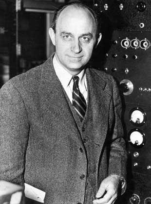 """Physiker Enrico Fermi: """"Wo sind sie alle?"""""""