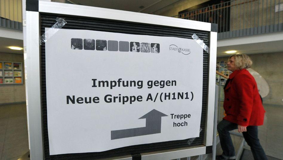 Schweinegrippe: Millionen Deutsche müssen länger auf Impfung warten