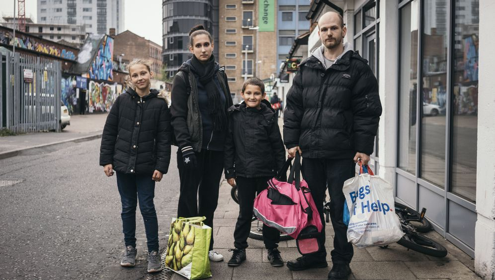Photo Gallery: The UK's Poverty Crisis