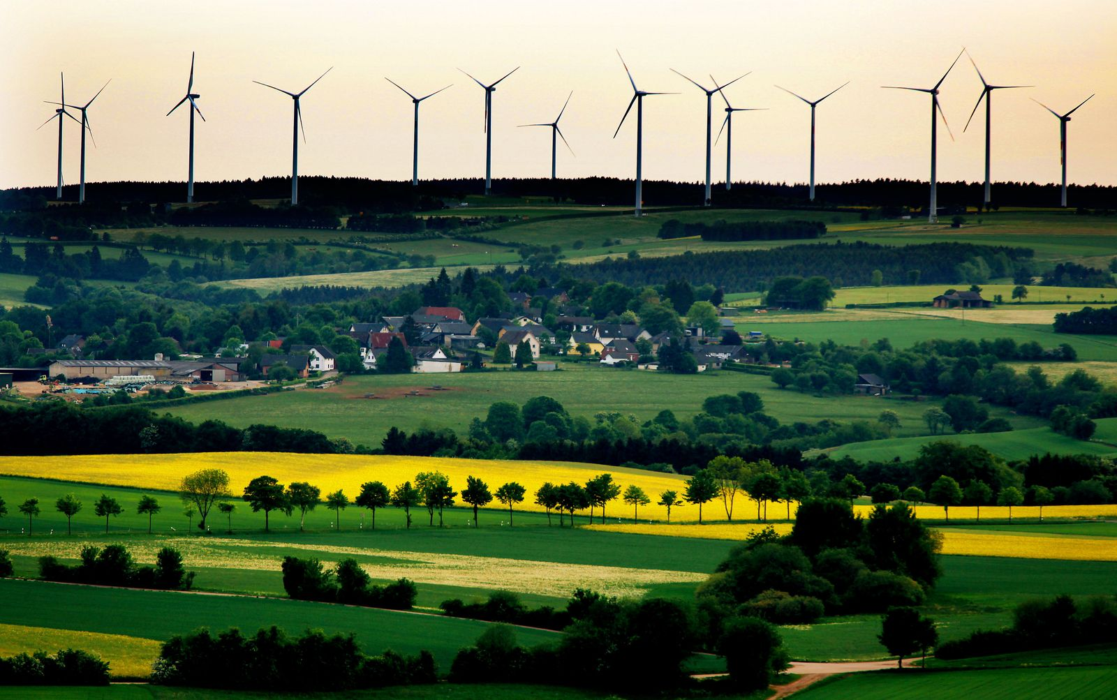 Windkraft in der Eifel