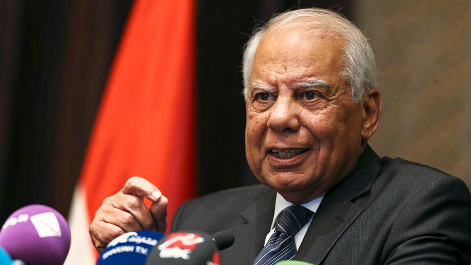 """Zurückgetretener Premier Beblawi: """"Gute Ergebnisse"""""""