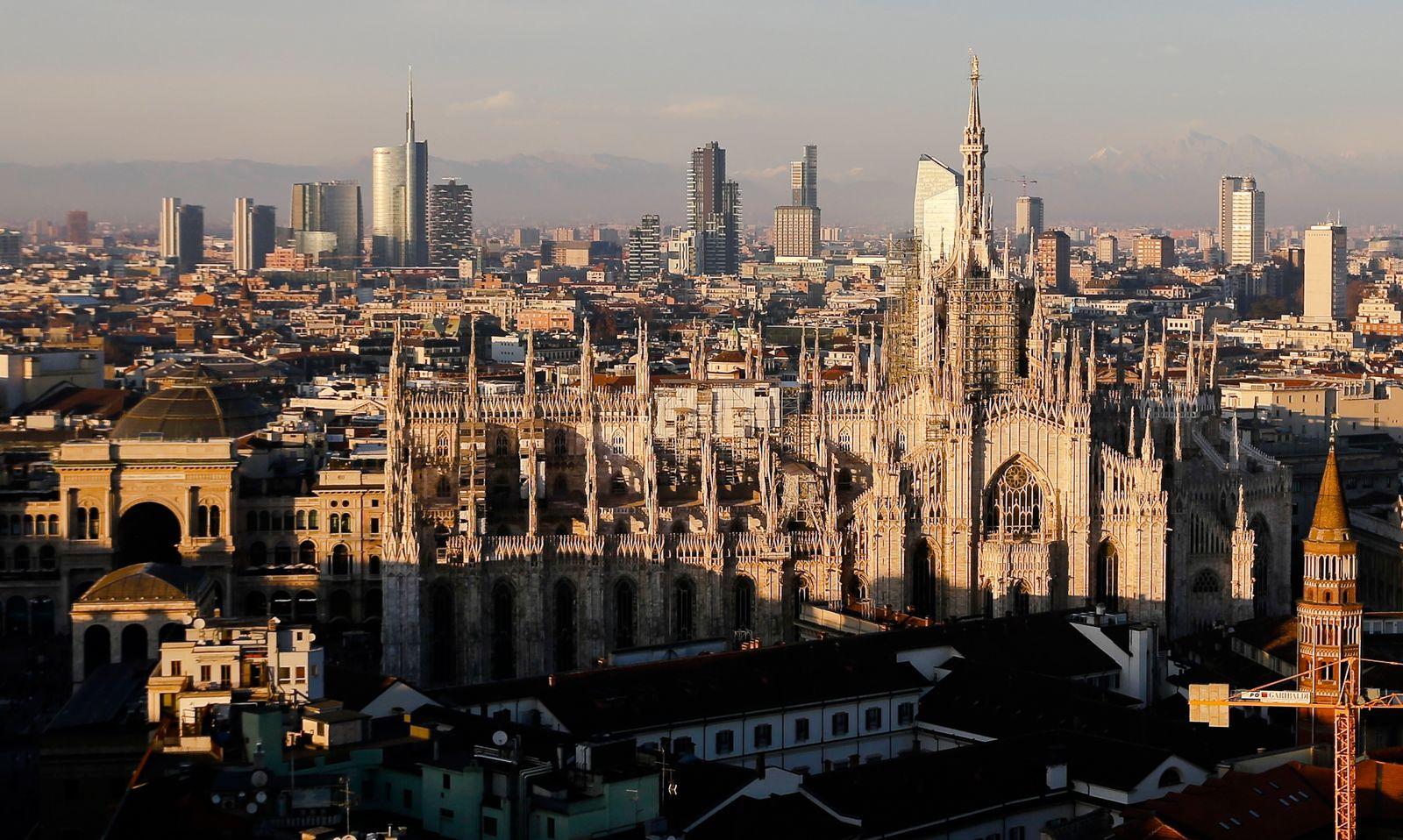 Italien / Konjunktur / Mailand
