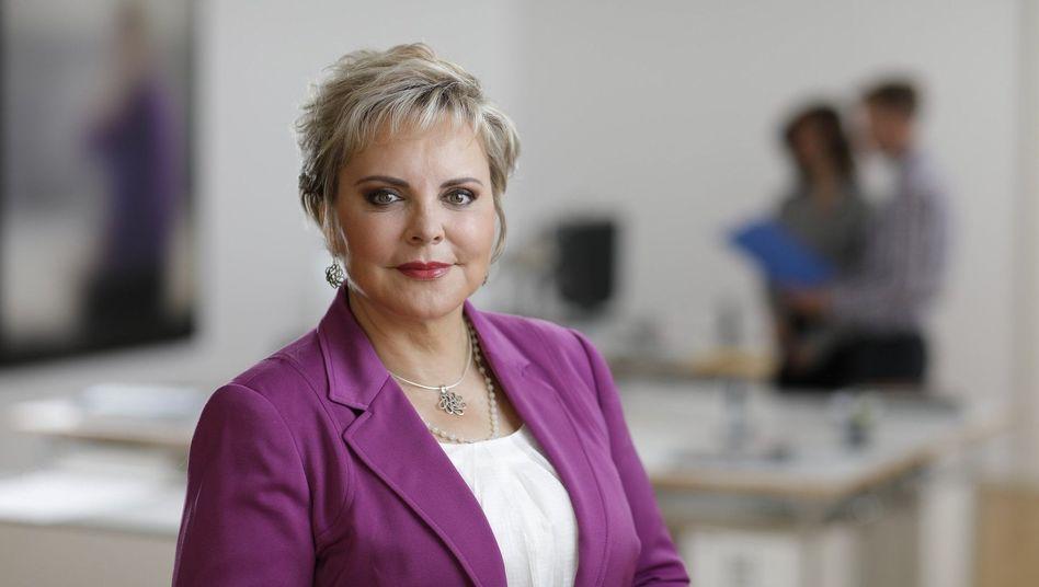 CDU-Politikerin Veronika Bellmann