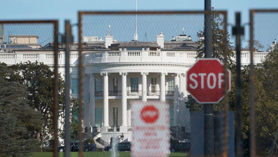 Weißes Haus: Der Widerstand gegen das Biden-Team bröckelt immer mehr