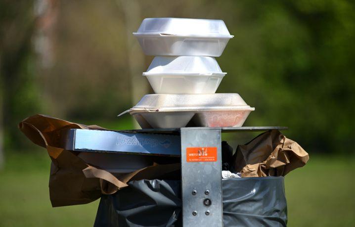Gastronomien müssen ab 2023 Mehrwegbehälter anbieten