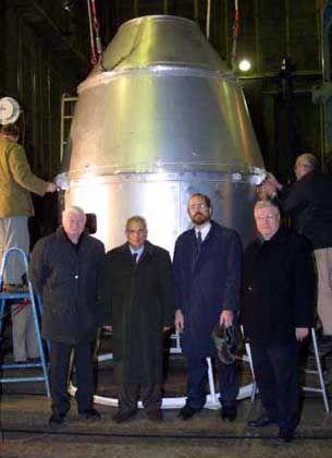 """Raumfahrtexperten vor der Sonde """"Trailblazer"""": """"Ein Teil von Ihnen wird auf dem Mond sein"""""""