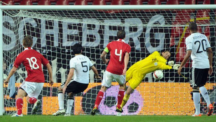 DFB-Einzelkritik: Wer gegen Dänemark überzeugte