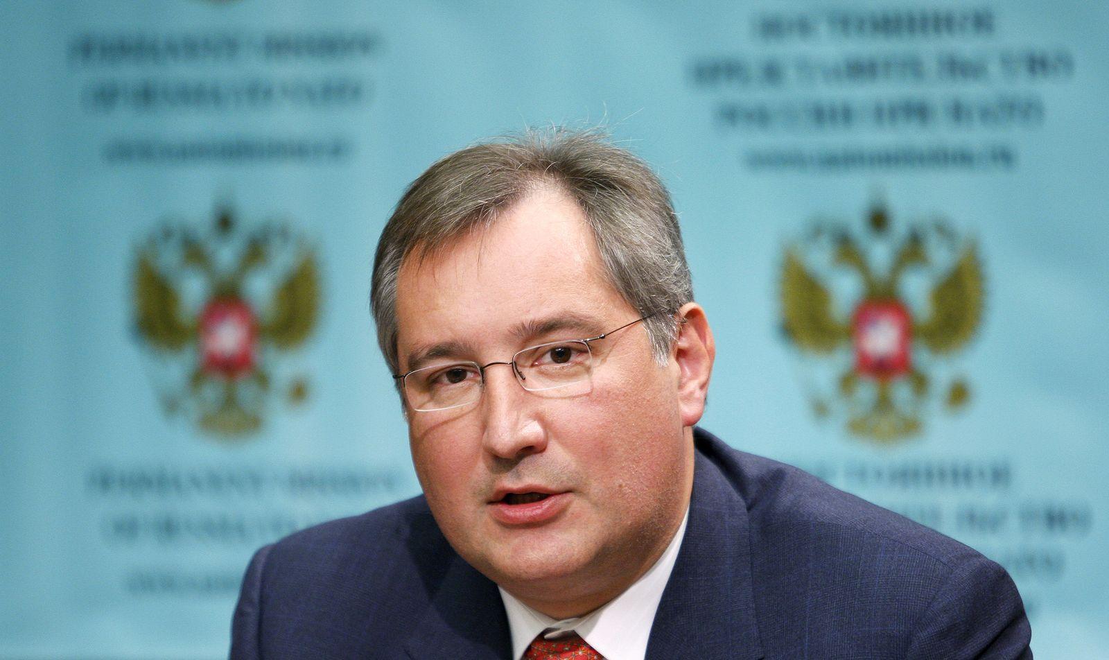 Dmitrij Rogosin / Dmitry Rogozin