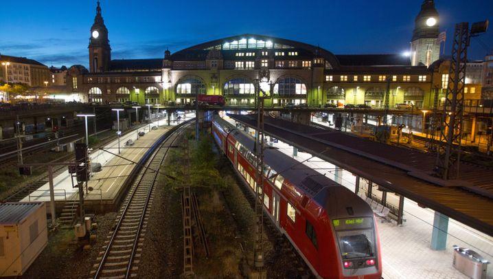 Statistik: Die Kriminalität an deutschen Hauptbahnhöfen
