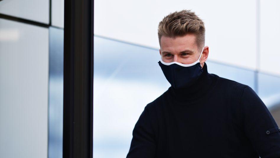 """War """"glücklicherweise"""" in Köln - und jetzt wieder im Formel-1-Cockpit: Nico Hülkenberg"""