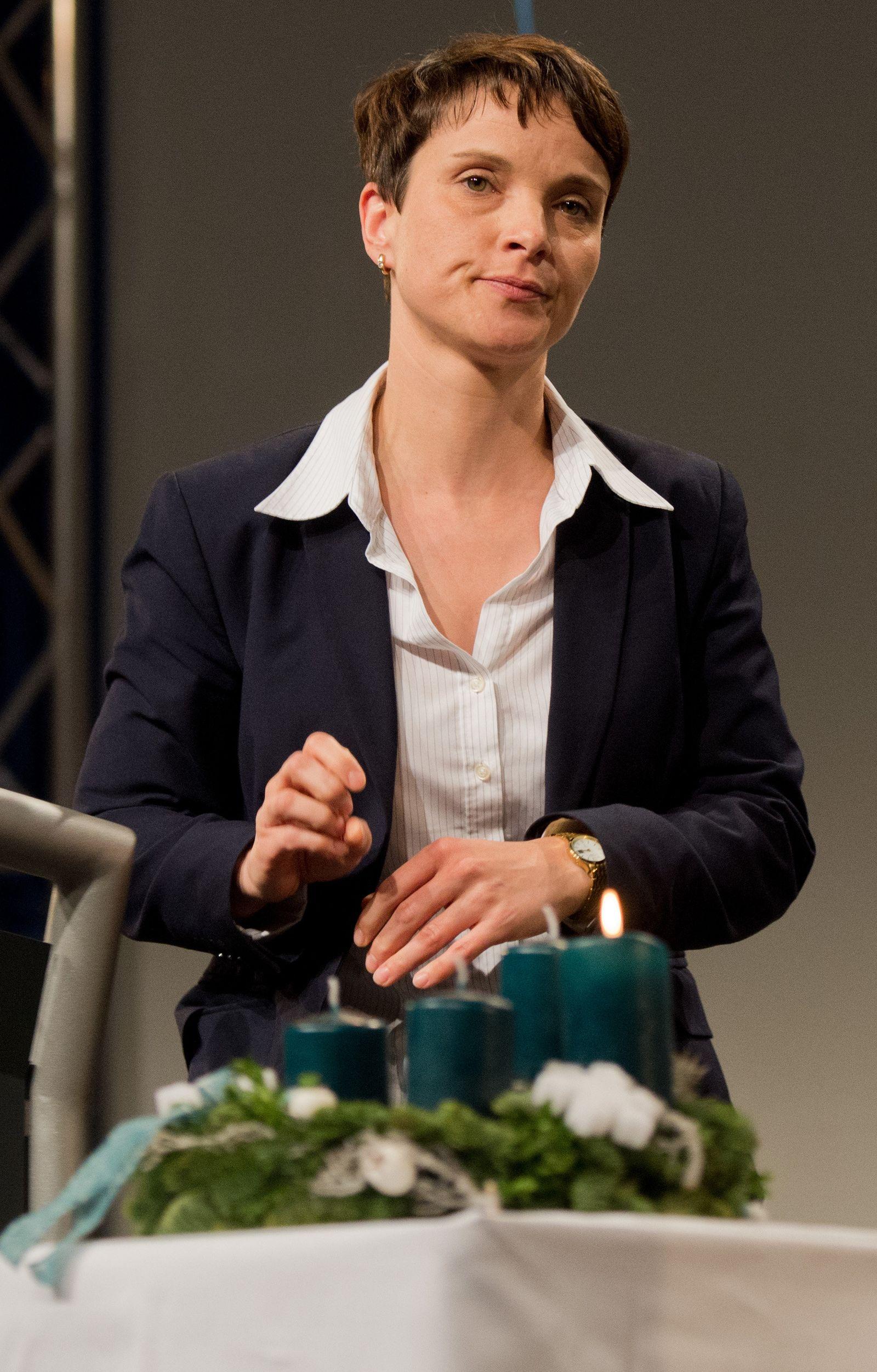 AfD/Frauke Petry