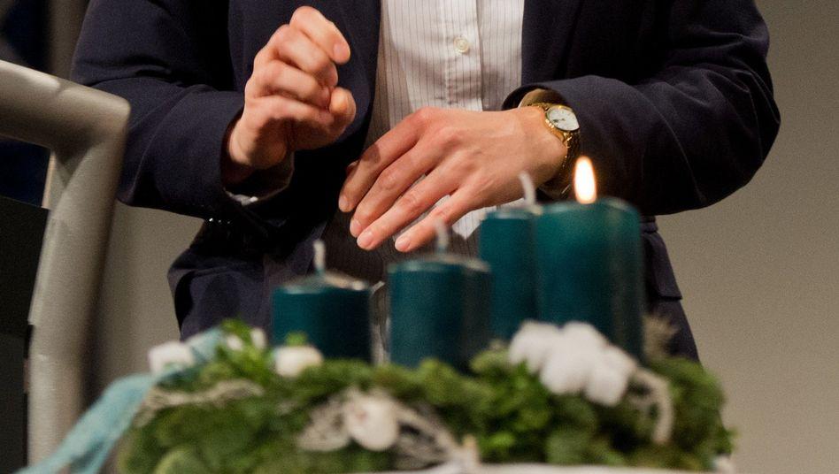 """AfD-Chefin Petry: """"Das ist kein Problem für uns, nur ein nettes Scharmützel"""", sagt ihr Sprecher"""