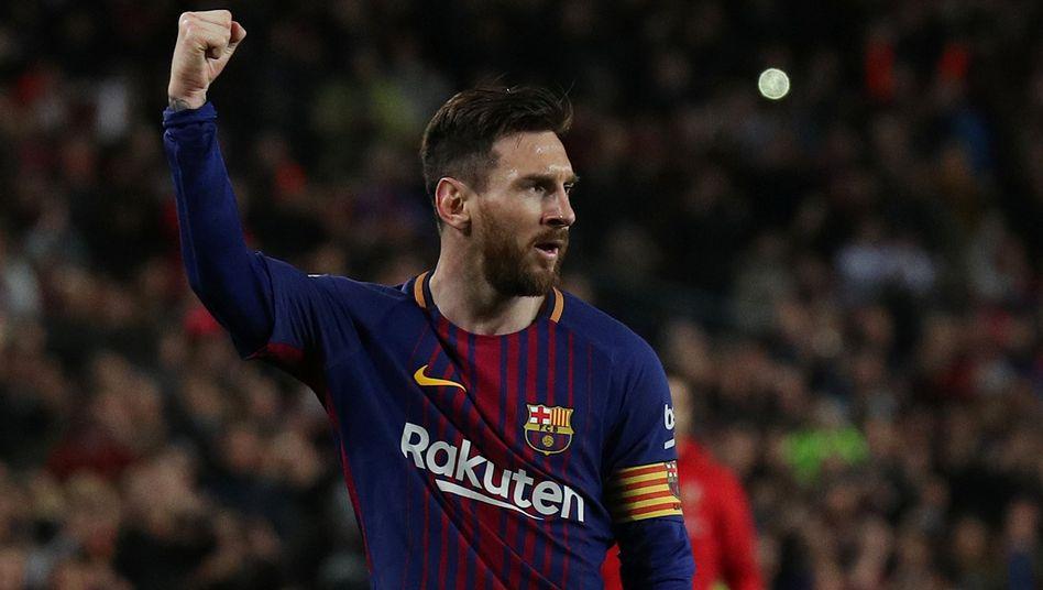 Barcelona Gegen Leganés